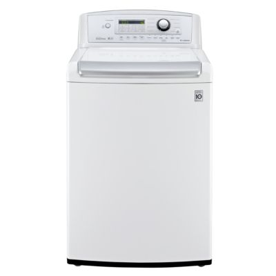 LG 4.7 Cu. Ft. HE Top-Load Washer