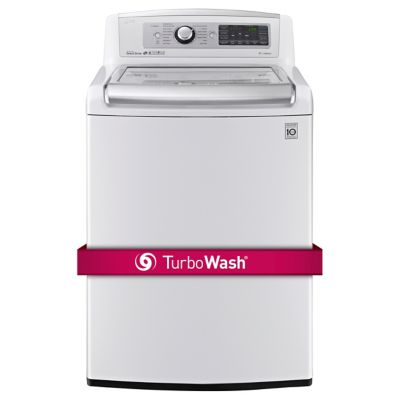 LG 5.2 Cu. Ft. High-Efficiency Top-Load Washer