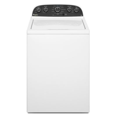 Whirlpool 3.8 Cu. Ft. HE Top-Load Washer