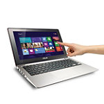 Asus Touchscreen Laptop PC with Intel® Core i3-3217U Ivy Bridge Processor 499.99
