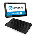 HP Touchscreen Detachable 2-in-1 Laptop/Tablet with Intel® Pentium® N3520 Processor 579.99