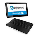 HP Touchscreen Detachable 2-in-1 Laptop/Tablet with 4th generation Intel® Core™ i3-4020Y Processor
