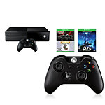 Microsoft Xbox One 1TB Gears of War: Ultimate Edition, Rare Replay, Bundle & Xbox One Wireless Controller with Play & Charge Kit