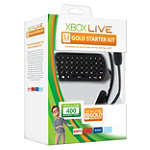 Xbox Live 12-Month Gold Starter Kit 59.95