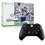 Microsoft Xbox One S 1TB Madden NFL 17 Bundle and  Xbox One Wireless Controller with Play & Charge Kit