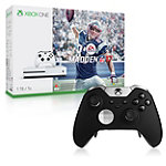 Microsoft Xbox One S 1TB Madden NFL 17 Bundle and Xbox One Elite Wireless Controller