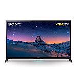 Sony 65' 4K Ultra HD 3D Smart TV