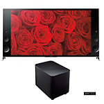 Sony 65' 4K Ultra High Definition TV with 100-Watt Wireless Subwoofer 3798.00