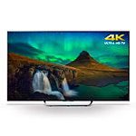 Sony 75' 4K Ultra HD 3D Smart TV
