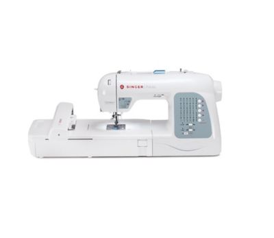 Singer Futura XL-400 Sewing Embroidery Machine