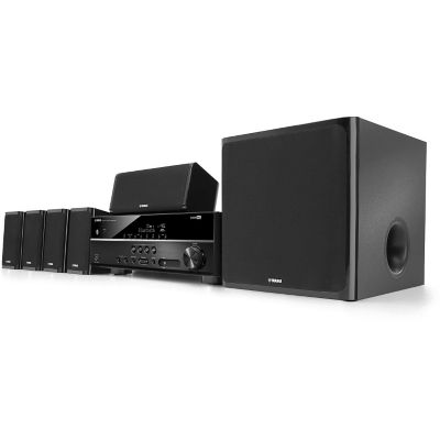 Yamaha 5.1 Channel 4K Ultra HD Home Theater System with 6.5