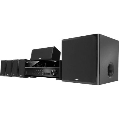 Yamaha 5.1 Channel 4K Ultra HD Wi-Fi Home Theater System