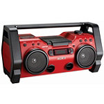 Sony Heavy Duty CD Radio Boombox 129.99