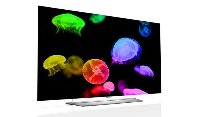 OLED tv acheives perfect black.