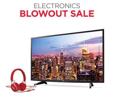 hhgregg Consumer electronics deals