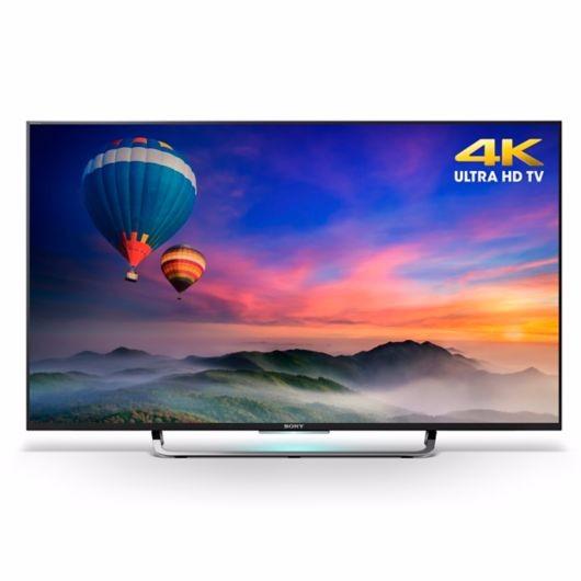 4K UHD TV.