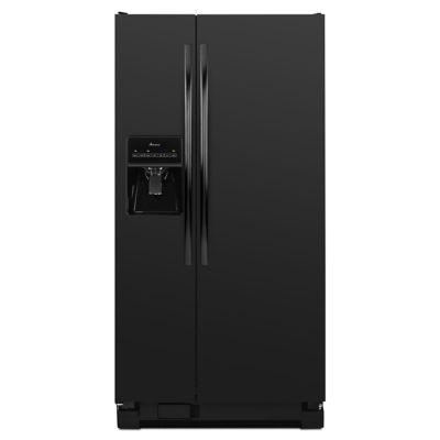 Amana 22 Cu. Ft. Side-by-Side Refrigerator