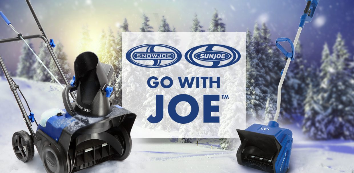 hhgregg Shop Snow Joe/Sun Joe equipment and other outdoor living products