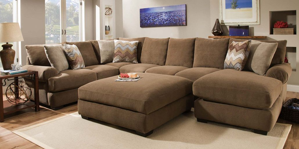 how to arrange a sectional