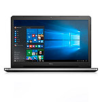 Dell Inspiron 17.3' Touchscreen Laptop with AMD A8-7410 Quad-Core Processor, 8GB Memory, 1TB Hard Drive, Silver