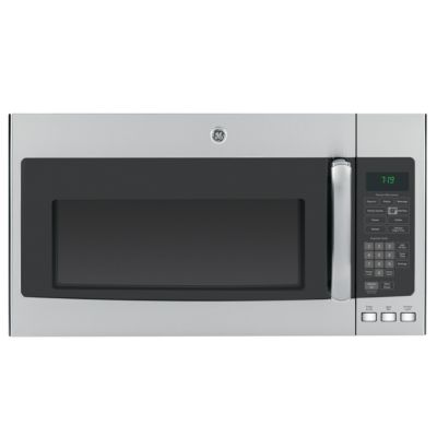 GE 1.9 Cu. Ft. 1100-Watt Stainless Steel Over-the-Range Microwave Oven