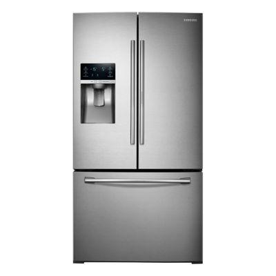 Samsung 28 Cu. Ft. Door-within-Door Stainless Steel French Door Refrigerator
