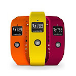 Runtastic 3-Pack Colored Wristbands for Orbit