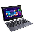 Asus Touchscreen 2-in-1 Transformer Book Laptop/Tablet with Intel® Atom Z3735F Processor