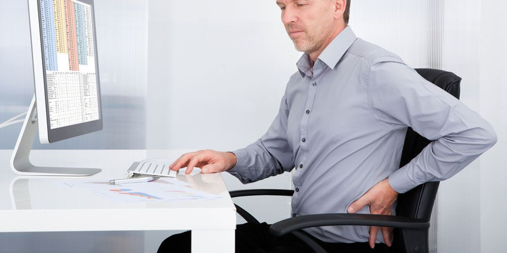 ergonomic chairs for back pain.