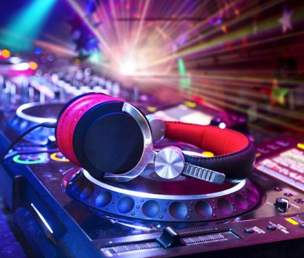 DJ & Lighting Equipment