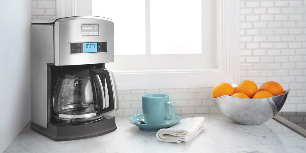 Frigidaire drip coffee maker.