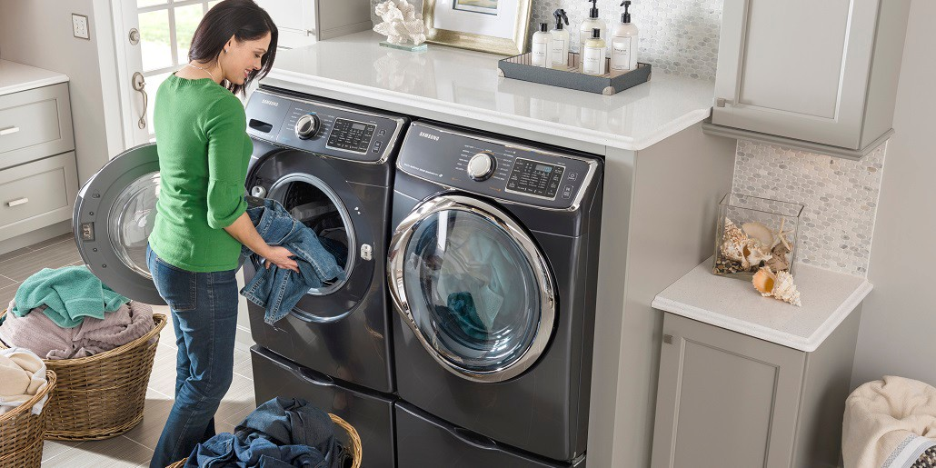 washer product finder